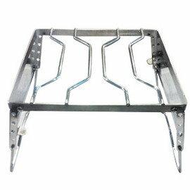 [ Outdoorbase ] 海力士萬用烤爐架 / 摺疊式 / 鍋架  / 24868