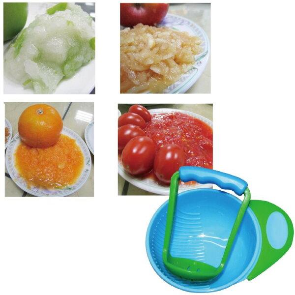 食物研磨碗 - 食物、水果皆可磨 咀嚼不易者、幼兒副食品研磨
