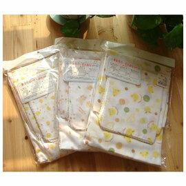 *彩色童話*高密度105g紗布巾8件套組/洗澡巾/口水巾/包巾/大浴巾