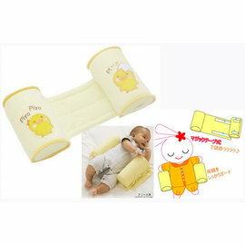 *彩色童話*日單側睡枕 嬰兒睡姿定型枕/糾正扁頭專用枕/防側翻枕~新生兒必備