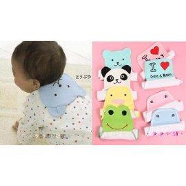 *彩色童話*動物造型嬰兒紗布墊背巾/寶寶吸汗巾/餵奶巾(挑款下標區)