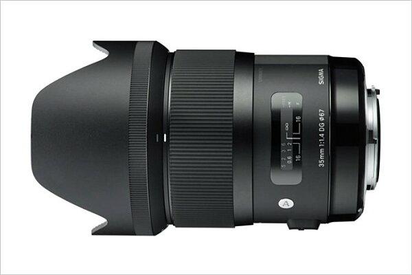 SIGMA 35mm F1.4 DG HSM ART 35/1.4 標準鏡 恆伸公司貨 三年保固 大光圈