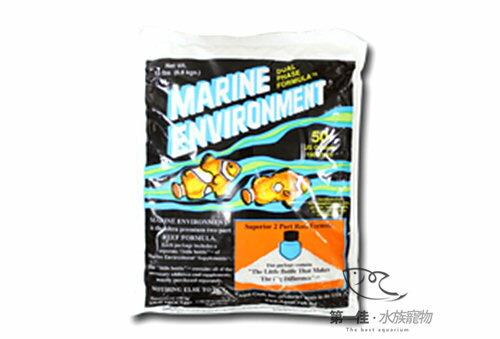 [第一佳水族寵物]美國Coral Marine 2 PART超級二次元海水素 [ 50加侖 (6.8kg)] 高級軟體用