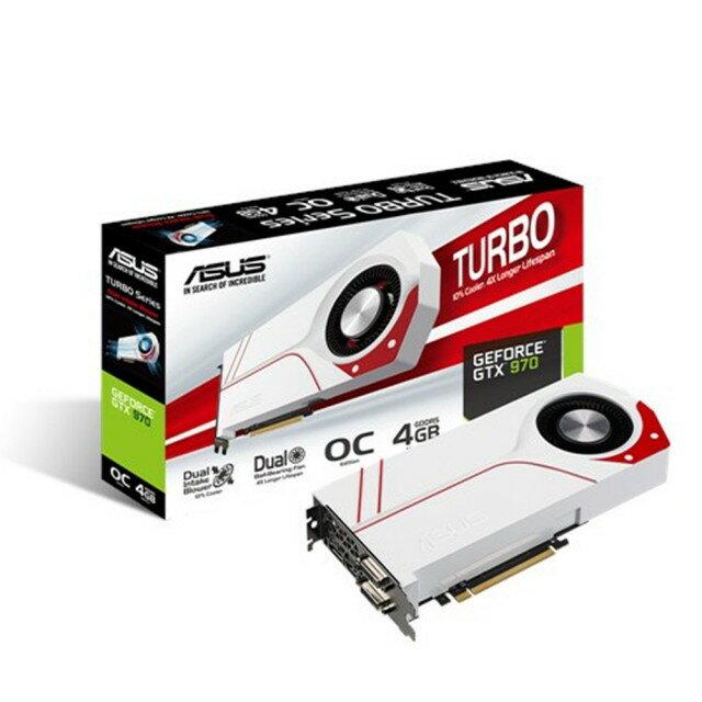 【ASUS 華碩】TURBO-GTX960-OC-4GD5高性能顯卡