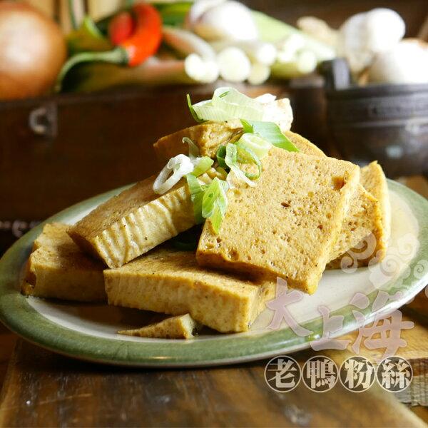 【基隆老銘傳中原滷味】百頁豆腐(300g)
