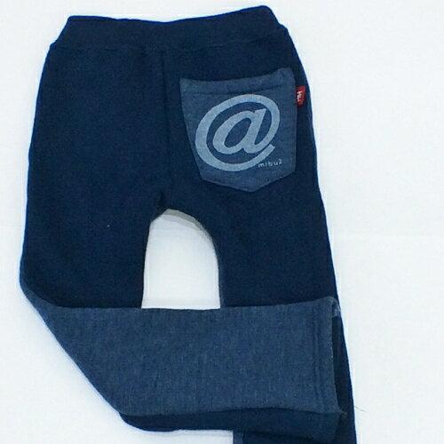 日本製童褲:彈性棉褲: 秋冬款 (舖綿)