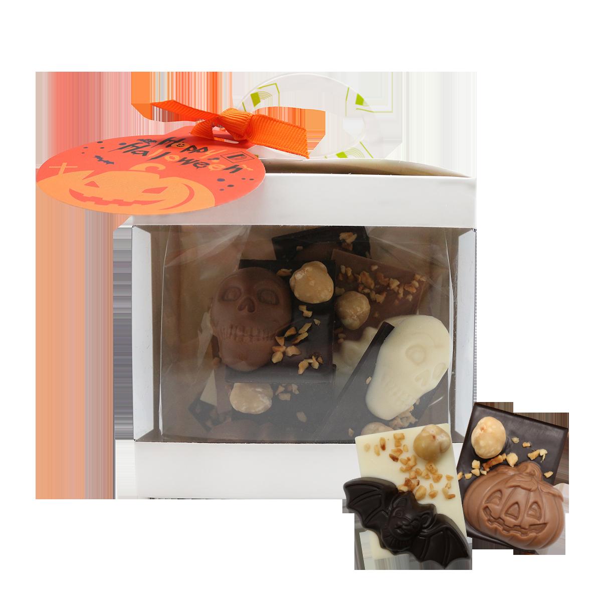 古靈精怪堅果薄片巧克力禮盒 0