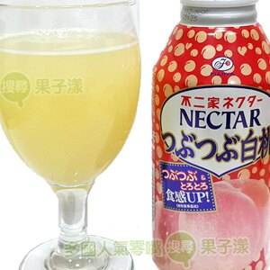 日本不二家 NECTAR 白桃/水蜜桃果汁飲料 [JP432] 0