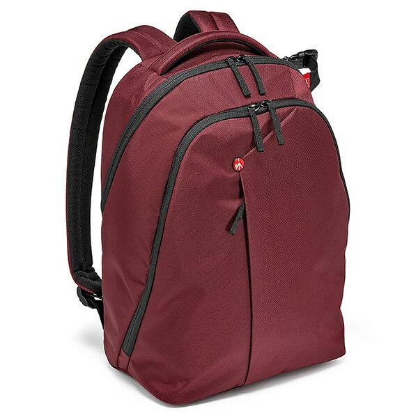 Manfrotto 正成公司貨 MB NX-BP-VBX - Backpack 雙肩後背包-紅