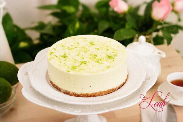 莉雅招牌原味生乳酪蛋糕1號(使用百分之百法國進口起士)6吋