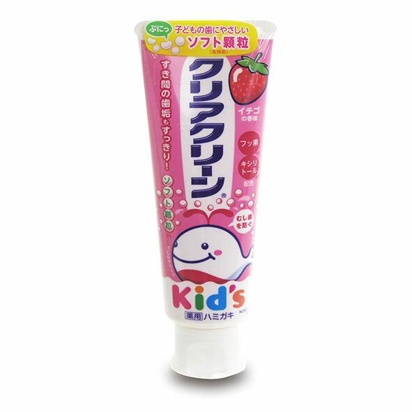 KAO 花王幼兒牙膏-草莓