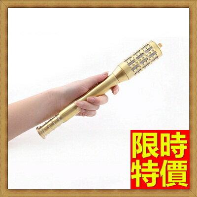 艾草針灸盒 艾灸器具-純銅艾灸棒隨身溫多功能65j23【獨家進口】【米蘭精品】