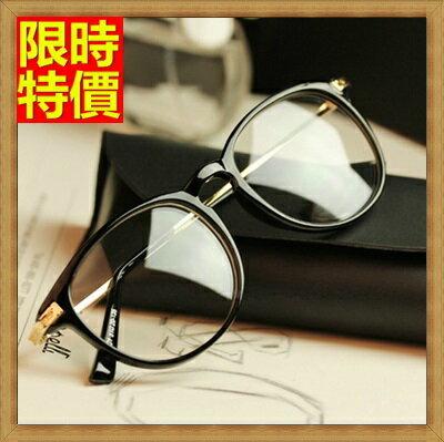 眼鏡框 眼鏡架-復古文藝學院風流行男女配件5色67ac1【獨家進口】【米蘭精品】