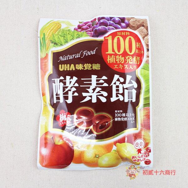 【0216零食會社】日本味覺糖-酵素糖126g
