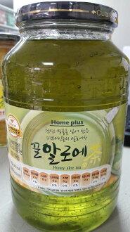 【韓新館】 꽃샘HOME PLUS 花泉 蜂蜜蘆薈茶