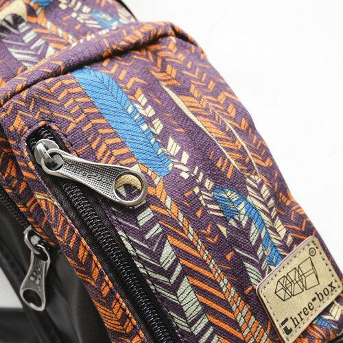 PocoPlus 韓版潮男 多功能運動包 原創時尚設計 肩背包 側背包【B606】