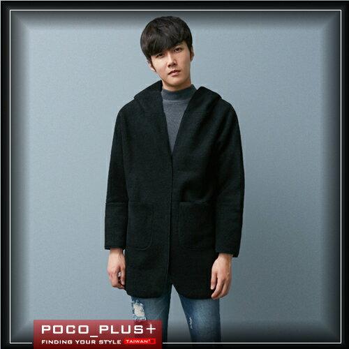 PocoPlus 連帽外套 韓系棉服外套 輕質棉服 羽絨外套 羔羊 港仔風外套 【C271】