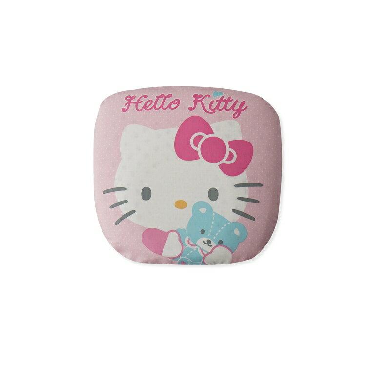 佳美 - Hello Kity凱蒂貓方型乳膠枕 0