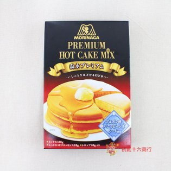 【0216零食會社】日本森永-鬆餅粉208g