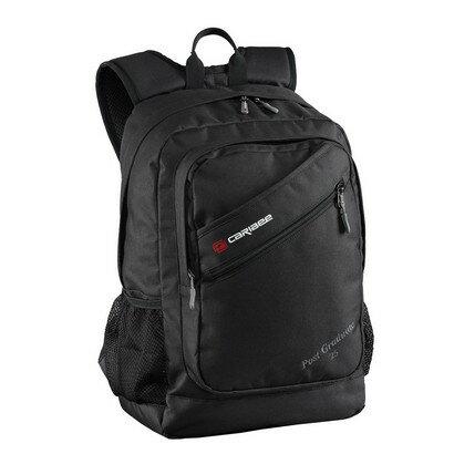 Caribee Post Grad Laptop Backpack (black) 0