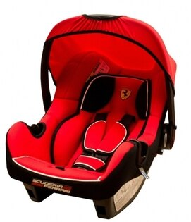Ferrari法拉利 - 提籃式汽車安全座椅(汽座)!