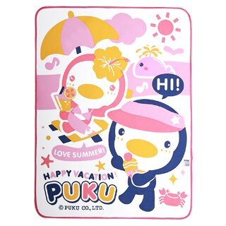 『121婦嬰用品館』PUKU 嬰幼兒防濕墊60×80cm - 粉 0