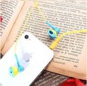 入耳式耳機 HJT和記通靈魂雙色耳機 蘋果 三星 HTC 小米手機平板 3.5mm接口通用耳機【預購】