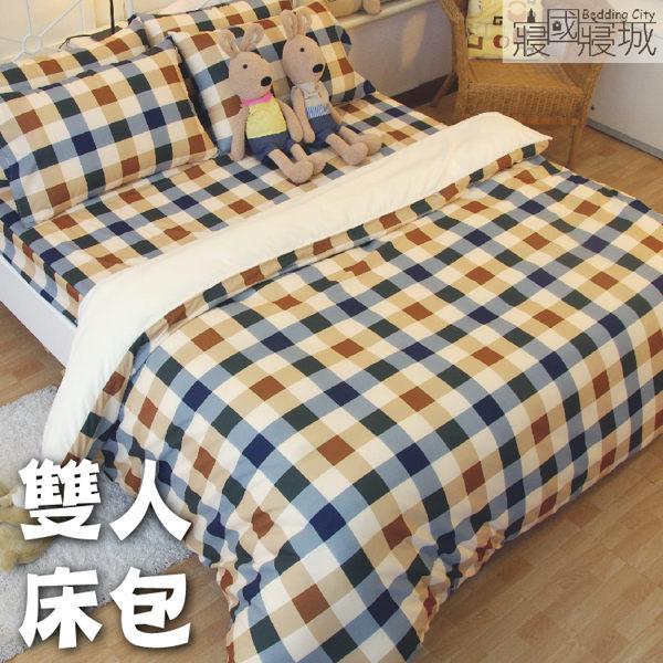 雙人床包(含枕套)-多款花色可挑選【超細纖維、飽滿色彩、觸感升級、SGS檢驗通過】 # 寢國寢城 0