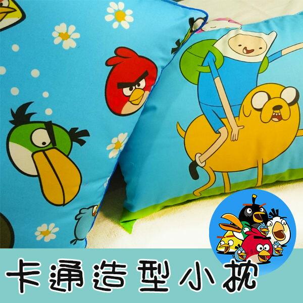 枕頭/卡通圖案小枕【蓬鬆/柔軟/輕巧/方便攜帶】#兩款 0