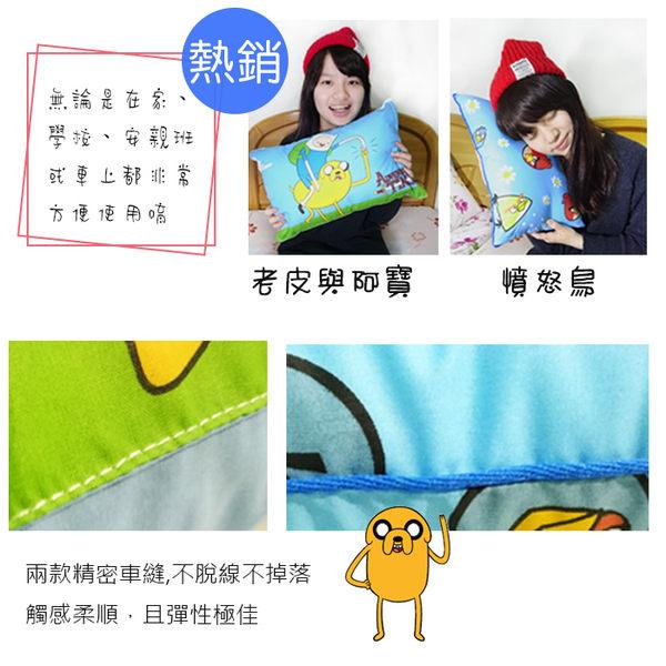枕頭/卡通圖案小枕【蓬鬆/柔軟/輕巧/方便攜帶】#兩款 1