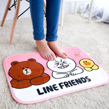 LINE防滑地墊【吸濕/防滑/不易脫線】#三款 1
