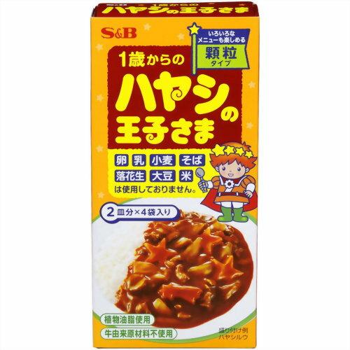 有樂町進口食品 S&B 王子蕃茄醬 一歲幼兒以上專用 4入 4901002061494