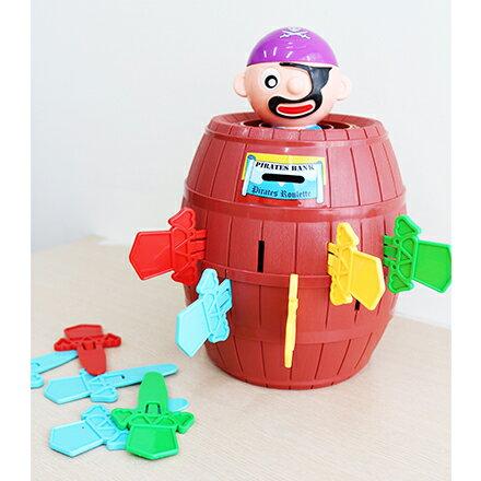 [敵富朗超市]巨無霸海盜桶(大)盒裝 1