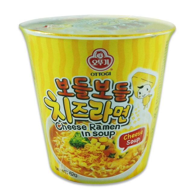 有樂町進口食品 韓國不倒翁起司風味湯杯麵 8801045571263 0
