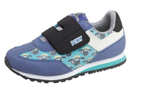 【陽光樂活】 PONY 笑笑羊聯名系列 SOHO-K KIDS小小羊童鞋款 51K1SO61NB