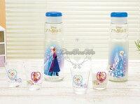 冰雪奇緣茶壺玻璃冷水壺水杯組景品1.1L兩款090305海渡