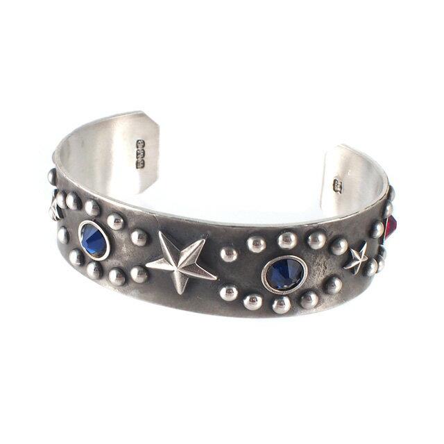 【海外訂購】【amp japan】流星鉚釘做舊銅手環(AMP-15AO-327A  0825870300) 0