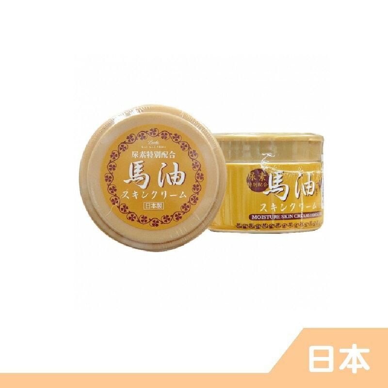 RH shop 日本Loshi 天然馬油潤膚霜 220g 保濕加強版 乳霜