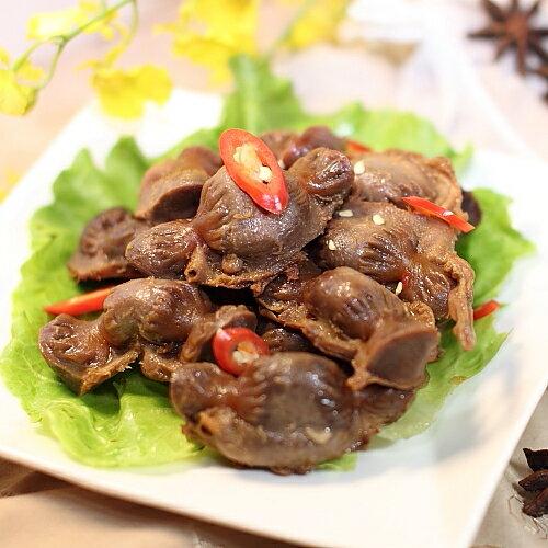 【黃記港式滷味】滷雞胗(150g)
