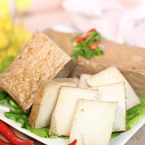 【黃記港式滷味】百頁豆腐(2條)