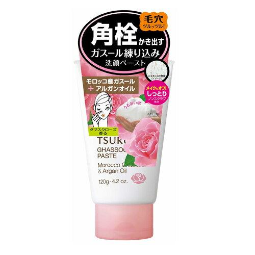 BCL小鼻黑泥炭角栓潔顏乳/玫瑰120g