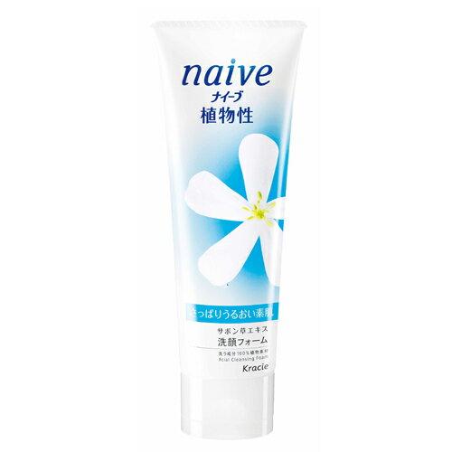 kracie 12娜-植物性洗面乳/肥皂草110g