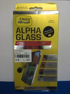 Otterbox Alpha Glass Privacy For iPhone 6 防偷窺款強化玻璃螢幕保護貼