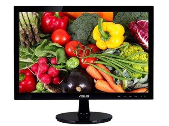 限量整新品~【DB購物】華碩 ASUS VS197DE 18.5吋寬 液晶螢幕 TFT LED 黑~(請詢問貨源)