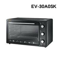 CHIMEI奇美到【DB購物】奇美CHIMEI 30公升旋風電烤箱 EV-30A0SK(請詢問貨源)