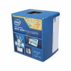 【DB購物】Intel 盒裝 Xeon E3-1231 V3 CPU(請詢問貨源)