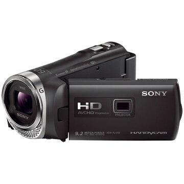 SONY HDR-PJ340 高畫質數位投影攝影機 (公司貨)