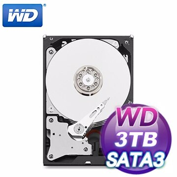 【DB購物】WD 3.5吋 3TB SATAIII監控硬碟(WD30PURX)~請先詢問庫存量