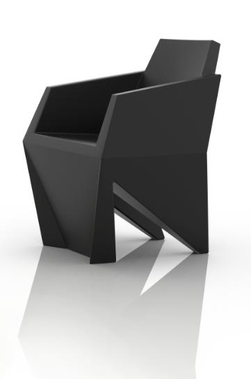 義大利B-Line Gemma (Design by Karim Rashid 2013)GM01塑膠本色 9