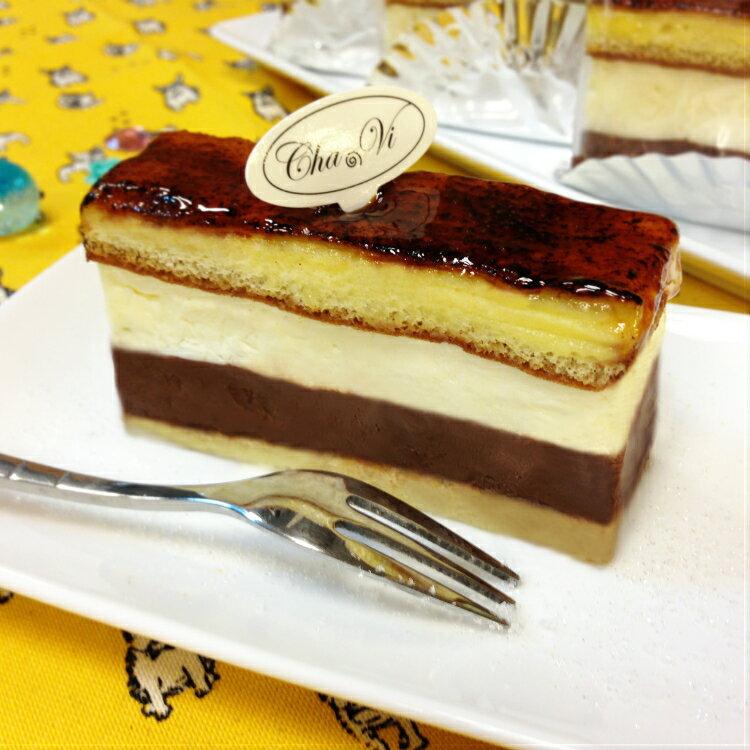 長型18^~9 380美味的秘訣來自於法國 鮮奶油 滑順不油膩比利時 70^%巧克力 香醇